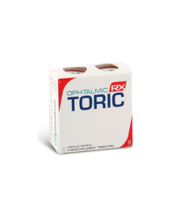 Ophtalmic RX Toric