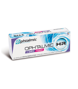 Ophtalmic HR1 Day Toric 90L