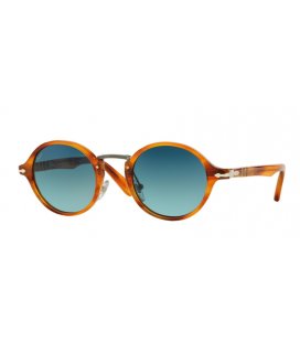 PERSOL 3129S STRIPED HAVANA