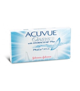 Acuvue Oasys With Hydraclear Plus 6L